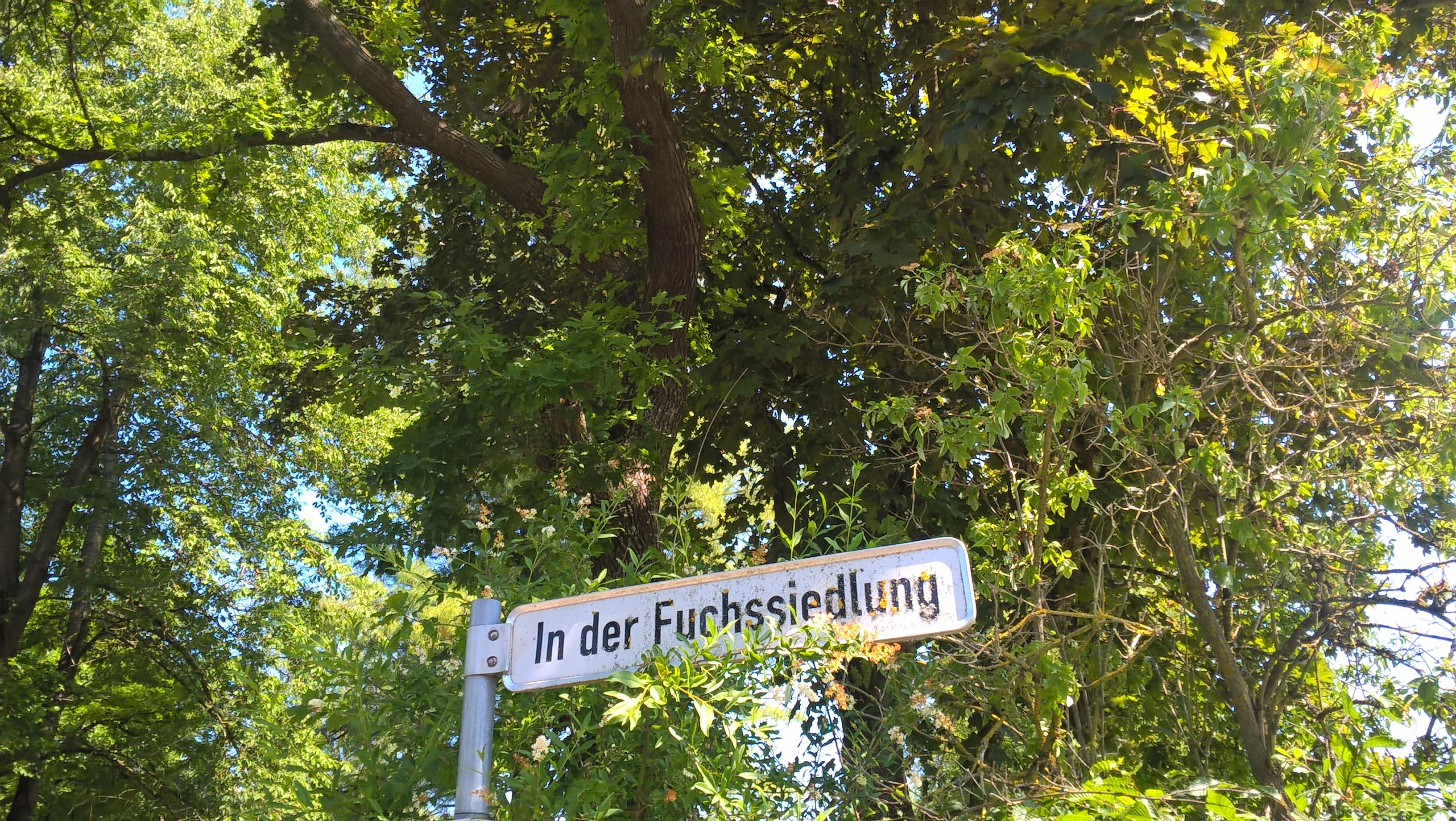 fuchssiedlung augsburg stadtteil inningen 86199 wertach. Black Bedroom Furniture Sets. Home Design Ideas