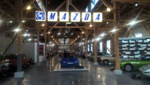Mazda Museum in Augsburg